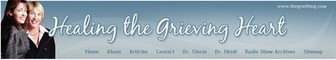 The Grief Blog - Healing the Grieving Heart